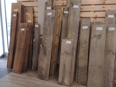 Reclaimed Wood Products
