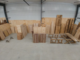 Solid Wood Table Tops and Panels