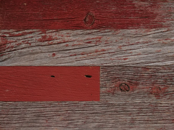Reclaimed Red Barn Board