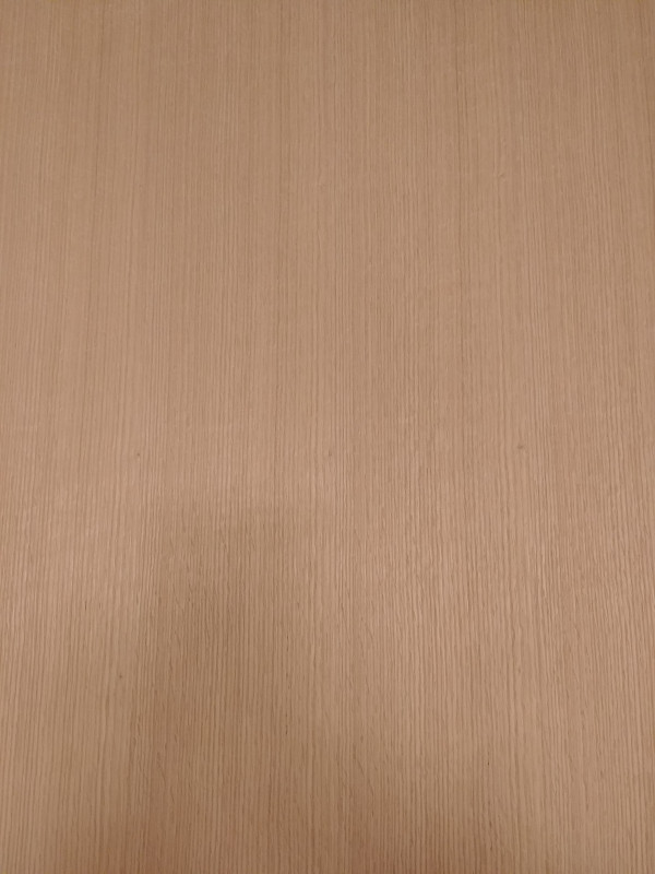 Rift Sawn Red Oak / White Melamine