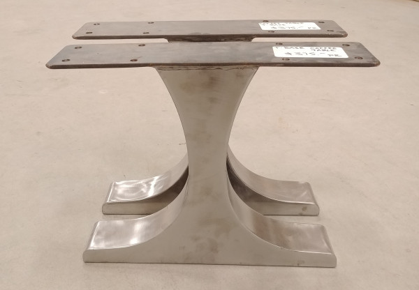 Coffee Table - Polished T-Base