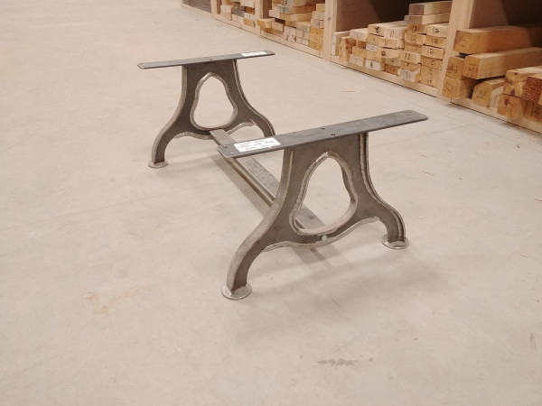 Coffee Table - Cast Style Base