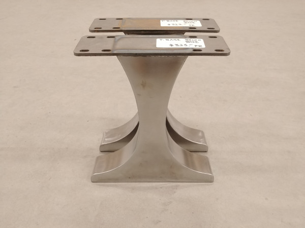 Bench - Polished T-Base