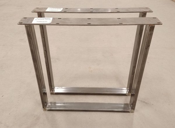 Table - 1 x 3 Metal Tubing U-Base
