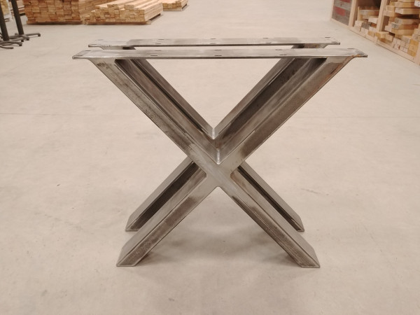 Table - Metal X-Base