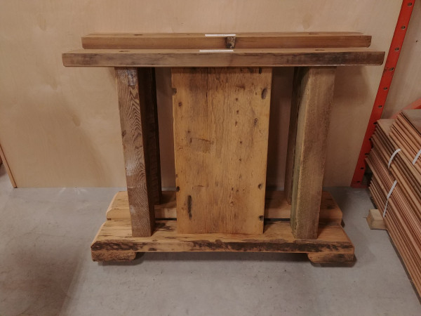 Table - Reclaimed Pine Mission Base
