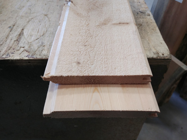 Douglas Fir, Select Tight Knot, Tongue and Groove