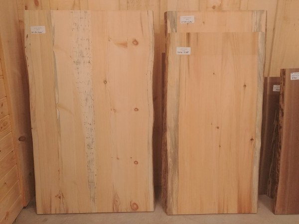 Knotty Pine Table Tops